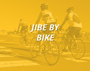Jibe by Bike