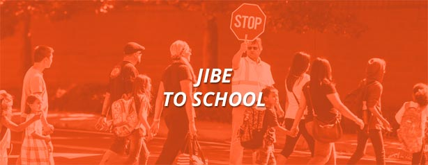Jibe to School